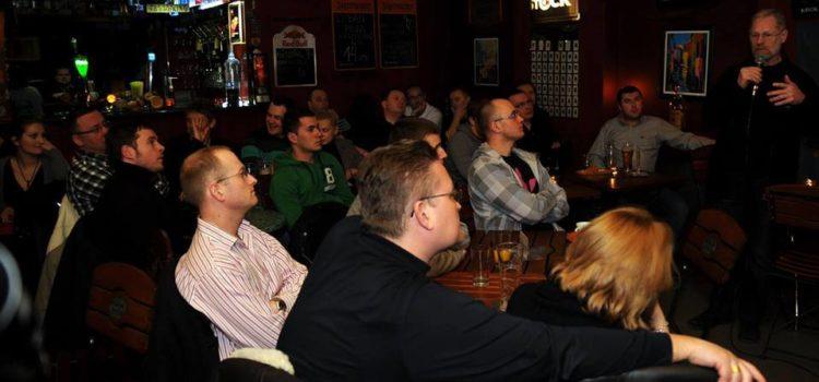 02.03 – Nurkowy czwartek – Jameson Club w Poznaniu
