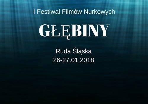 26-28.01. – I Festiwal Filmów Nurkowych