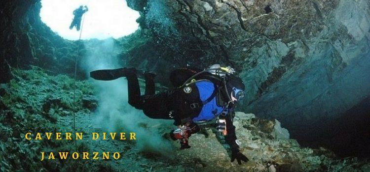 Relacja z kursu PADI Cavern Diver